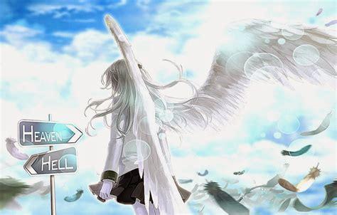 Anime Wings Wallpaper - free wallpaper wings wallpapersafari