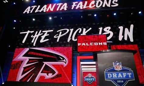 nfl draft falcons win drops      spot