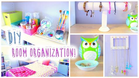 diy room organization  storage ideas  summer youtube