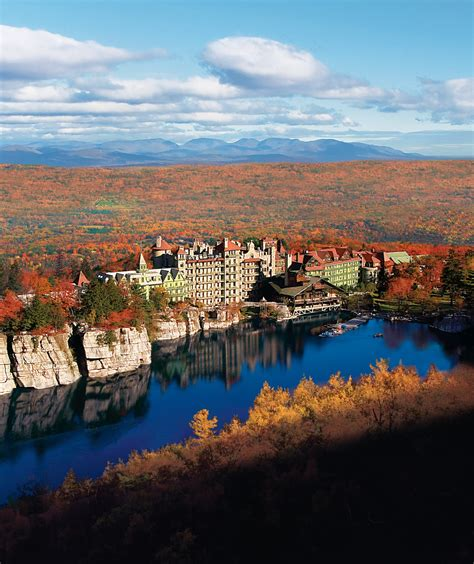 No 22 Tie Mohonk Mountain House In New Paltz New York