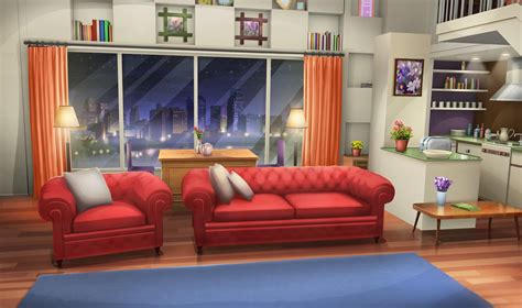 Int. Fancy Apartment Living Room