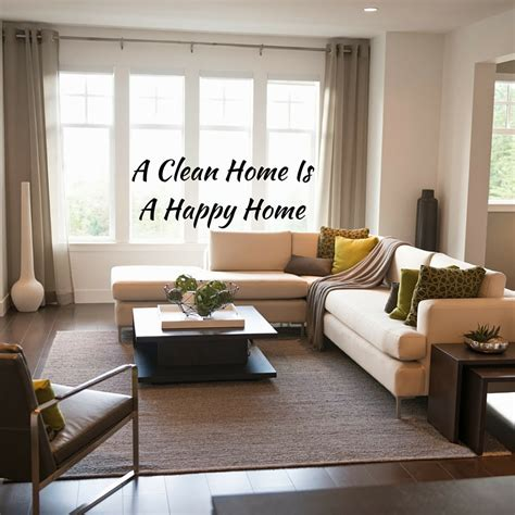 A Clean Home Is A Happy Home  Extrememaids