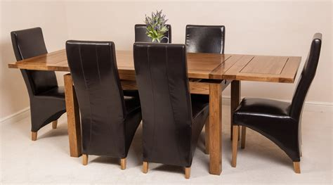 solid oak farmhouse dining table farmhouse rustic solid oak 160cm extending dining table