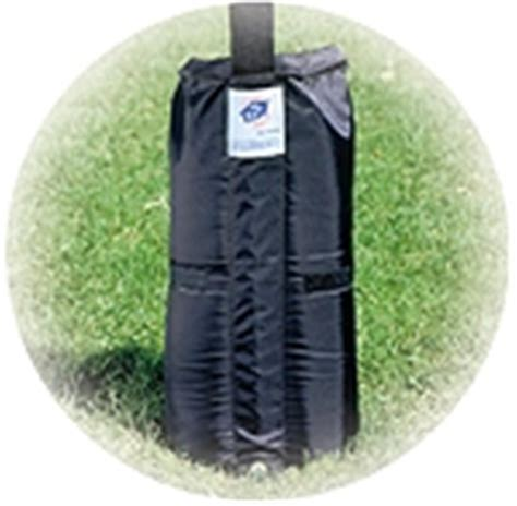 canopy deluxe weight bags set   california car cover company