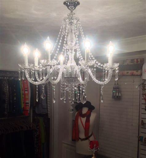 new closet chandelier closet closet