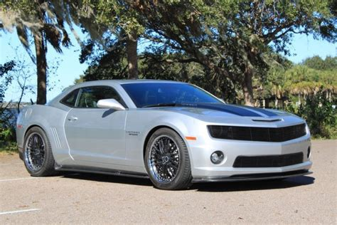 Purchase Used 2011 Chevrolet Camaro Ss Hennessey In Delray