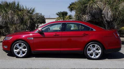 ford taurus sho review roadshow