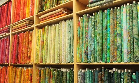 Fabric, Yarn, And Sewing Notions-fabric Place Basement