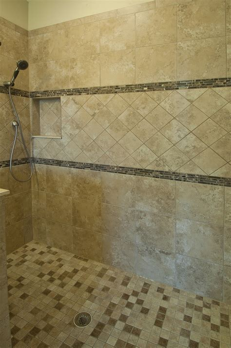 bathroom tile pattern ideas 8 best images about master bathroom shower ideas on