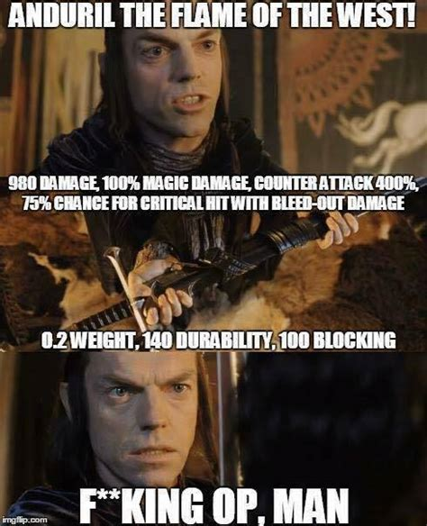 Lotr Meme - 15 hilarious lotr memes only fans can relate to sayingimages com