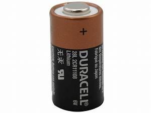 Duracell PX28L 6V Lithium Battery - BatteryJunction.com