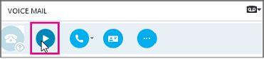 Messaggio Segreteria Telefonica Ufficio - controllare le opzioni e la segreteria telefonica di skype