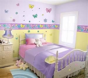 Ideen Kinderzimmer Streichen