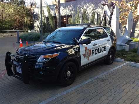 The University of Texas at Austin Police Department Ford ...