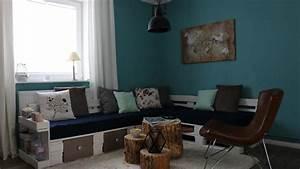 Anleitung Paletten Couch : palettensofa sofa aus paletten anleitungen ideen ~ Whattoseeinmadrid.com Haus und Dekorationen