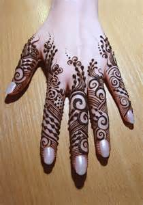 Pics Photos - Top Arabic Mehndi Designs For Hands Arabic ...