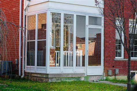 patio enclosures cost porch enclosures cost deck design and ideas