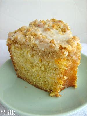 Gradually stir in the flour, baking powder, baking soda, and salt until combined. Meet Me in the Kitchen: Meyer Lemon Coffee Cake