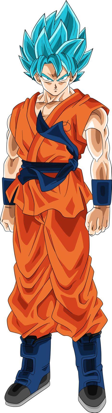 Goku Images Ssgss Goku Heroes Alt Palette By