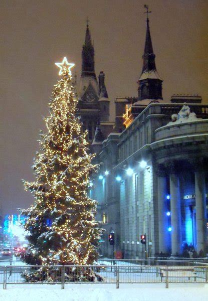 christmas  aberdeen photo