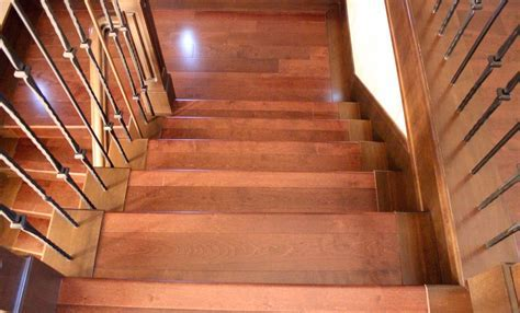 wood stairs vancouver   Carpet, Laminate, Vinyl Planks