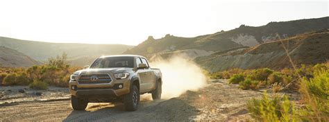 2017 Toyota Tacoma Engine Specs And Capabilities