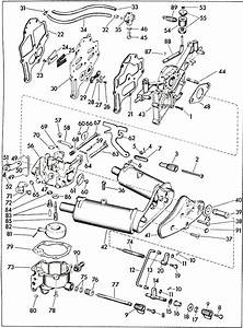 Outboard Motor Lower Unit Diagram