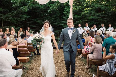 All The Details From Molly Roloff's Intimate Wedding At