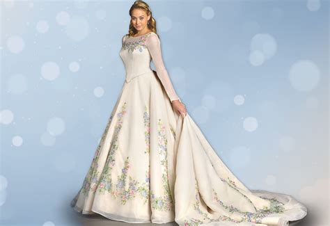 Fairytale Princess Wedding Dresses   Cinderella Gowns, Elsa & Disney Princess Dress