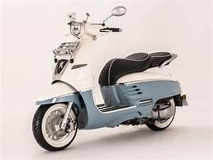 Neue Motorroller 2018 : peugeot django neuer roller im retro design ~ Jslefanu.com Haus und Dekorationen