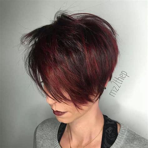 magnifiques couleurs pour cheveux mi longs coiffure