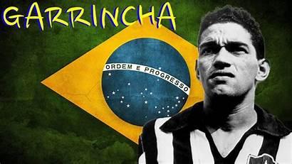 Garrincha Brazil Death Soccer Player Famous Manuel