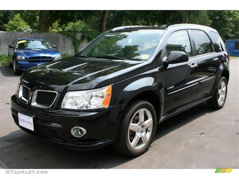 2008 Black Pontiac Torrent Gxp Awd #34447795
