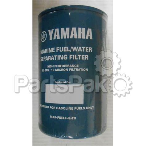 Yamaha Fuel Water Separator Filter by Yamaha Mar Fuelf Il Tr Fuel Water Separator Filter 10