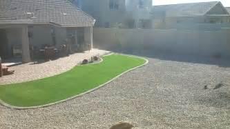 Backyard Landscape Plans by Yard Remodel Archives Arizona Living Landscape Design