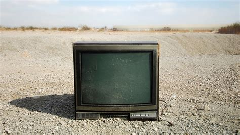 What Happens To My Old Television When It Is Recycled