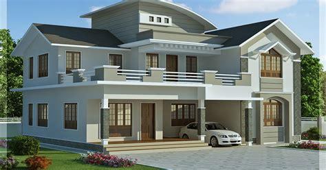 sqfeet  bedroom villa design kerala home design