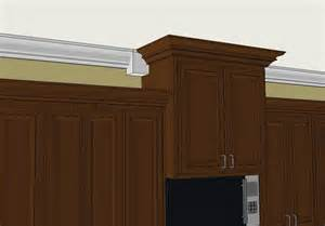 kitchen crown molding ideas cool crown molding kitchen cabinets on came in today and put the crown molding on the kitchen