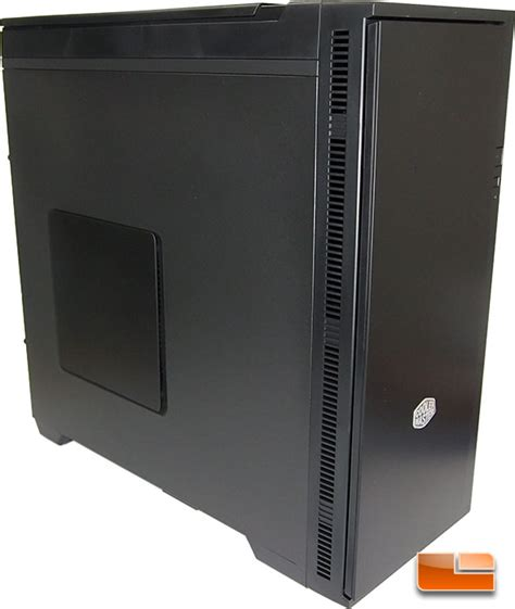 cooler master silencio  mid tower chassis review