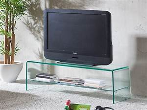 Tv Regal Glas : tv regal glasregal fernsehtisch glastisch 110 cm ~ Eleganceandgraceweddings.com Haus und Dekorationen