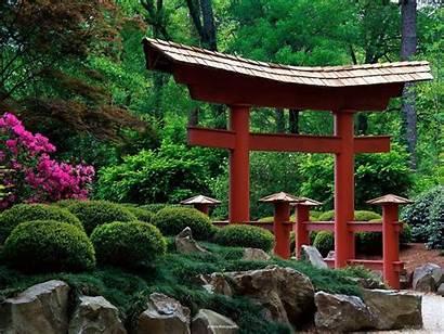 Bing Gardens Garden Japanese Japan Chinese Flowers