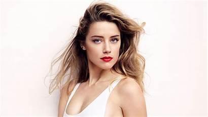 Amber Heard Lips American Celebrity Actress Wallpapers