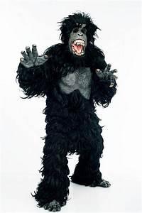 Déguisement Halloween Qui Fait Peur : d guisement halloween adulte de gorille dpc f te article de f te pas cher ~ Dallasstarsshop.com Idées de Décoration