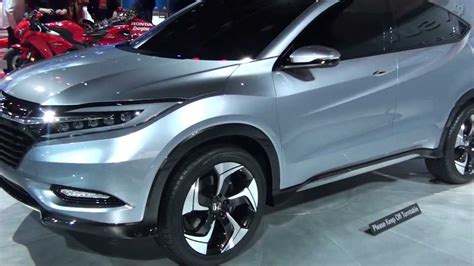 honda crv concept youtube