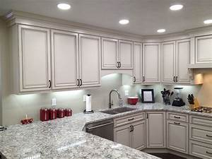 Kitchen  Under Cabinet Led Lighting To Add Functionality