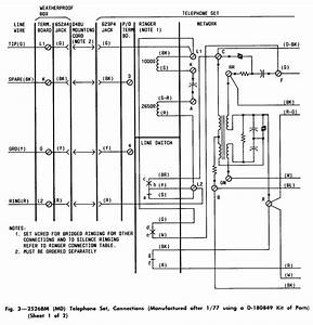 Telephone Wiring Diagram