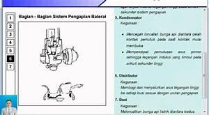 Sutjipto Smk Rajasa Surabaya Sistem Pengapian Konvensional