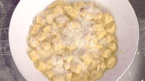 casa ricette di persegani la prova cuoco ricette daniele persegani gnocchi di