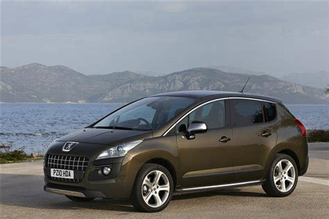 peugeot 1008 used peugeot 3008 2009 2014 used car review review car