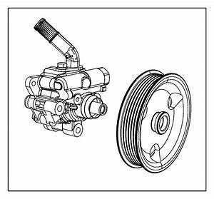 Dodge Durango Pump  Remanufactured  Power Steering  With